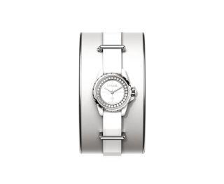 J12∙XS白色手鐲腕錶_小型款