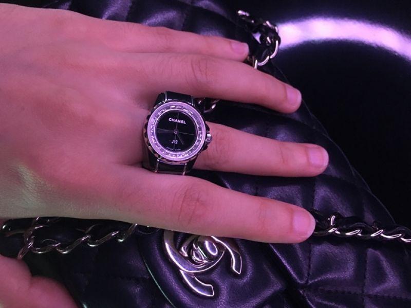 J12∙XS戒指頂級珠寶錶