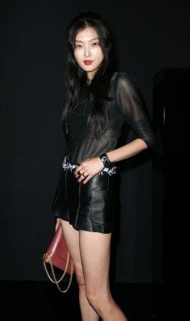 Sung Hee Kim 卡爾御用超模