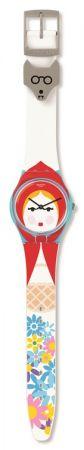 小紅帽GS150 /NT$ 1900嘟著臉的可愛臉龐,還不知道,綻放笑容打扮成外婆的大灰狼,還在遠處氣急敗壞瞪著她!