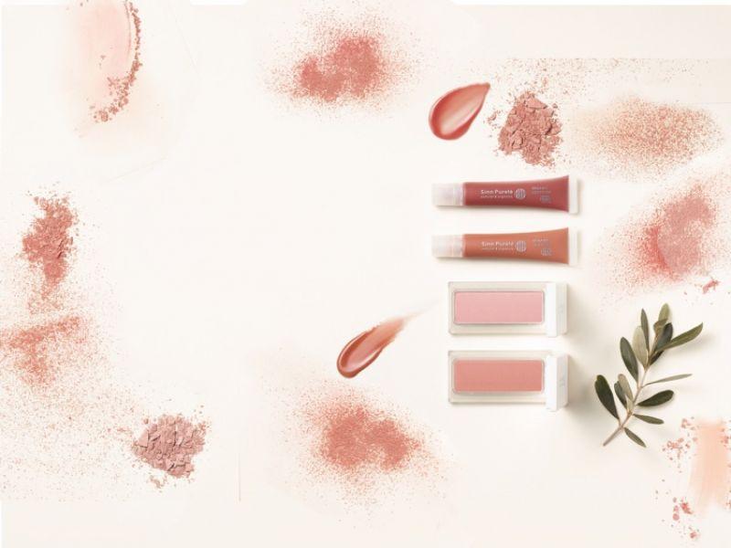 石榴紅彩妝系列