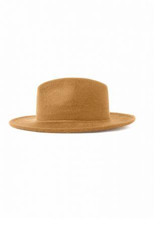 黃色毛呢帽,Max & Co。