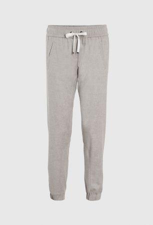 灰色束口長褲,Marella。