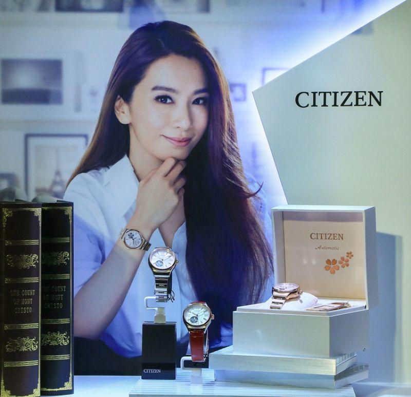 2016 CITIZEN最新女錶