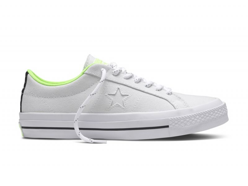 Converse Cons One Star - 白色3,080元