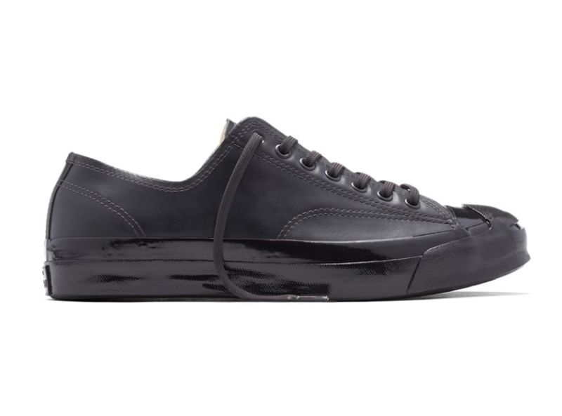 Converse Jack Purcell Signature - 深黑籃3,680元