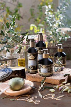 SABON橄欖盛宴系列