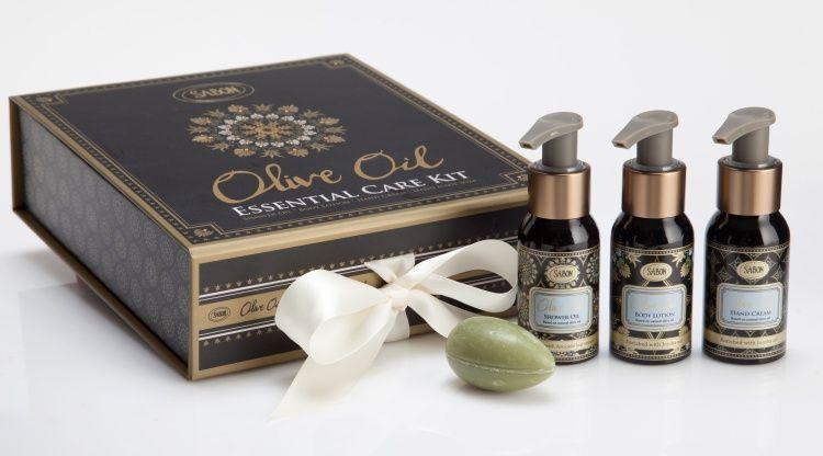 橄欖盛宴身體保養禮盒,NT1480