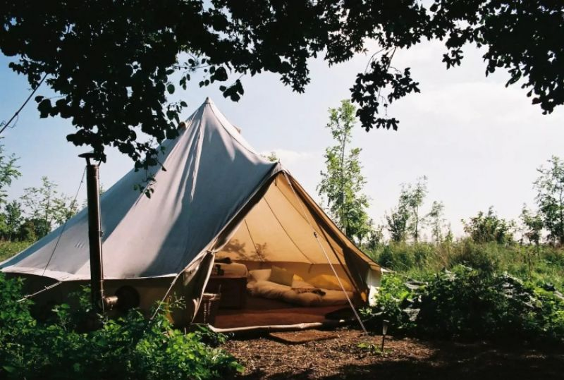 1.Glamping near Bath with indoor pool,最少預訂3晚,NT3,895/晚