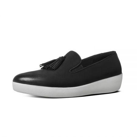 流蘇裝飾樂福鞋 黑色 建議售價4,950元