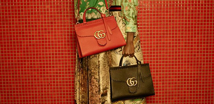 Gucci 2016春夏形象 GG Marmont包款