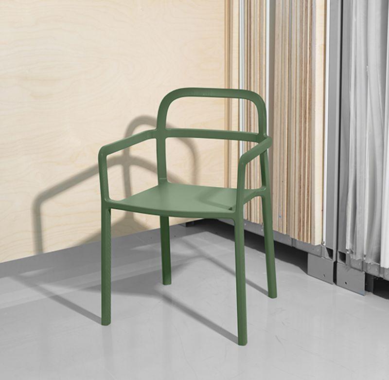 Hay經典單色戶外椅X IKEA NT1790image © inter IKEA systems B.V. 2016