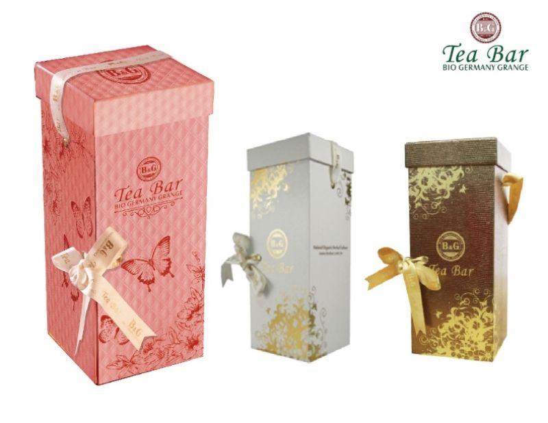 皇家極品有機茶禮盒組 $1380.
