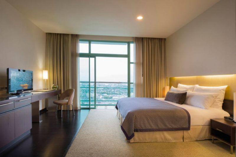 TOP4泰國察殿曼谷河畔豪華酒店5星級 – 最豪華的絕美景觀