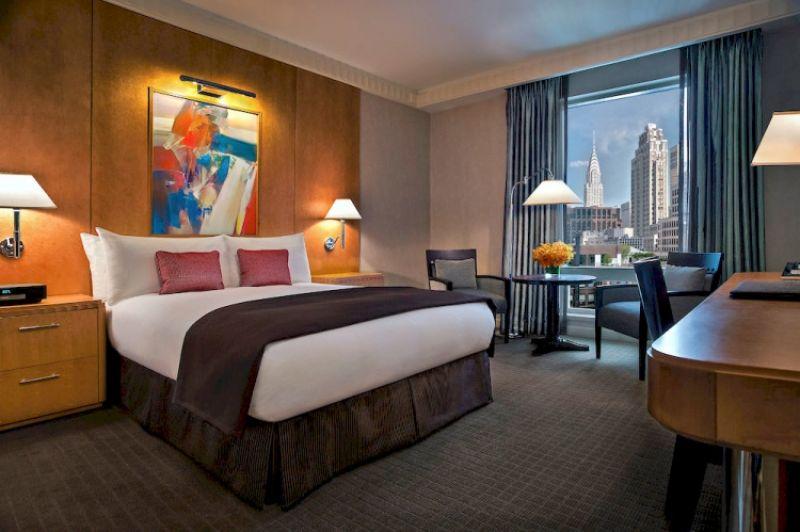 TOP3紐約索菲特飯店5星級 – 最豪華的床鋪