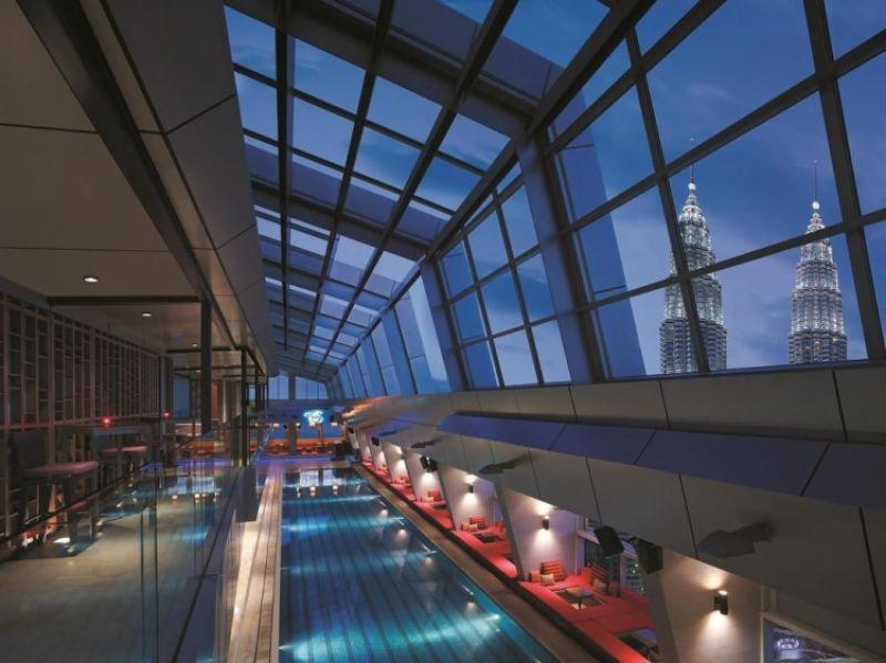 TOP5吉隆坡香格里拉商貿飯店5星級 – 最豪華的屋頂酒吧