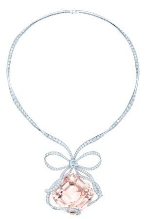 摩根石項鍊,Tiffany & Co.