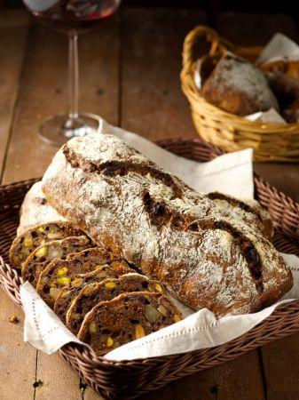 紅酒禮物麵包