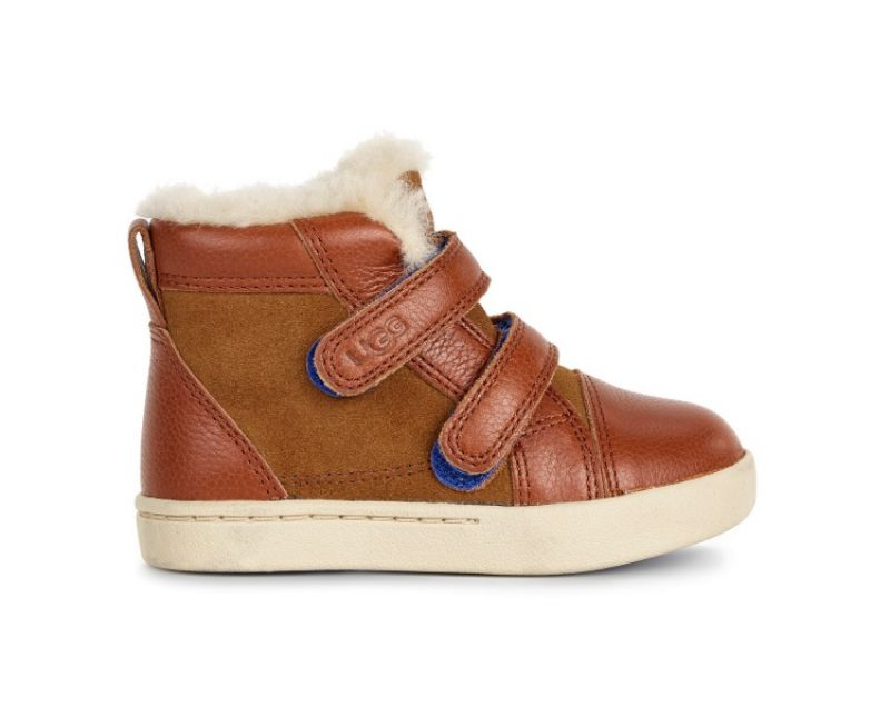 Rennon 幼童休閒鞋 栗子色 NT3,500