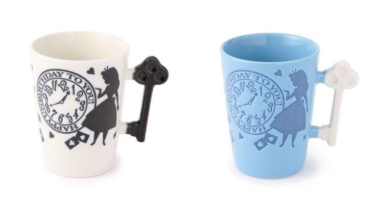 ALICE夢境馬克杯 (黑色&淺藍色) 250ml,售價780元