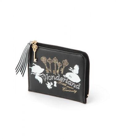 ALICE夢境鑰匙包(黑色),售價 880元