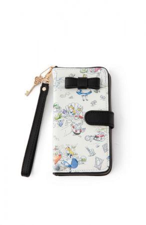 ALICE夢境iPhone6保護夾(黑色),售價1380元