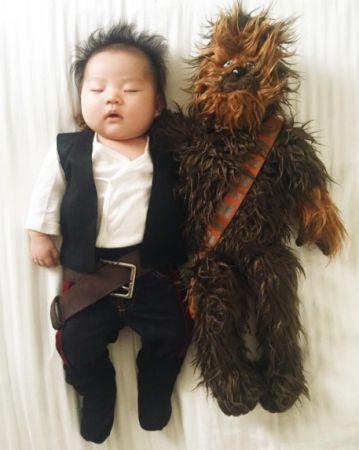 星際大戰裡的Han Solo