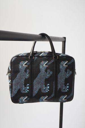 Dino folio pic 趣味恐龍圖印公事包 $42,800