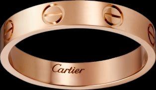 CARTIER Love 系列 售價3.4萬起