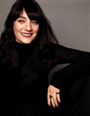 香奈兒全球彩妝創意與色彩設計師 Lucia Pica。