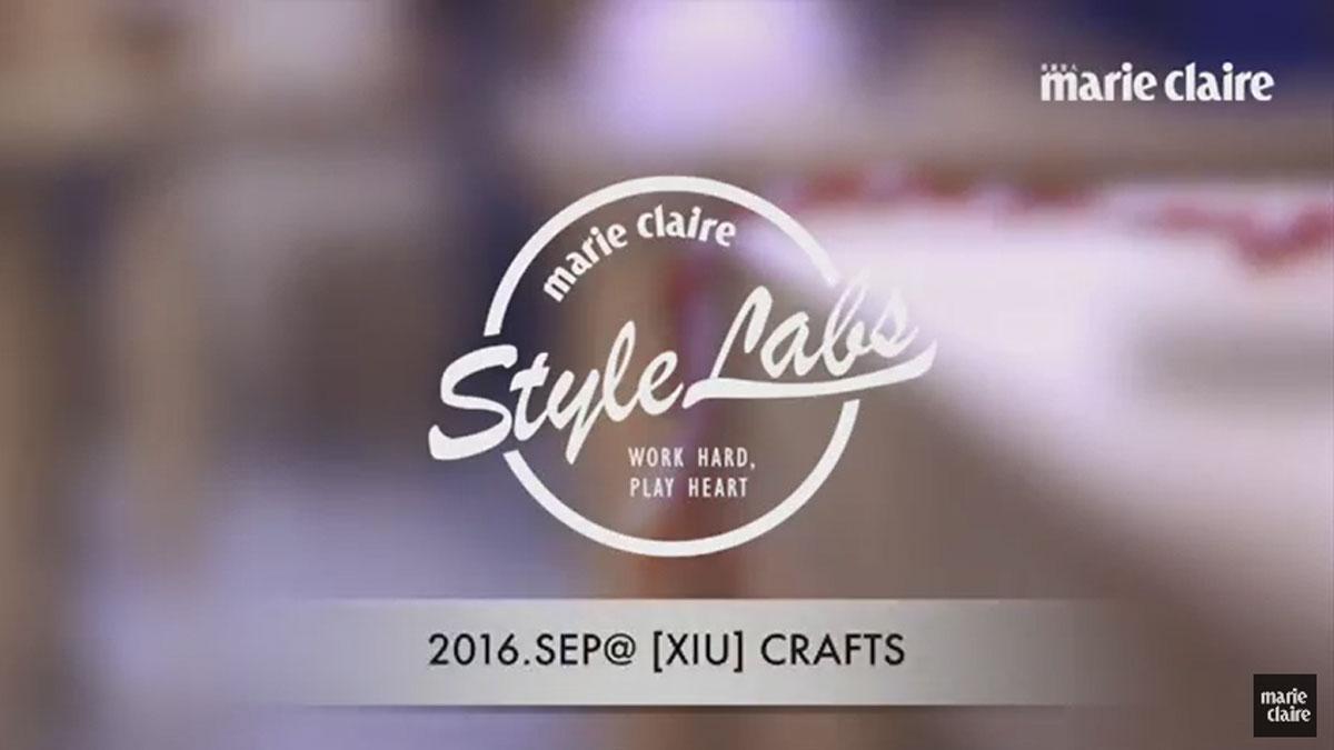《Style Labs 玩美實驗室》vol.17 手作十字繡