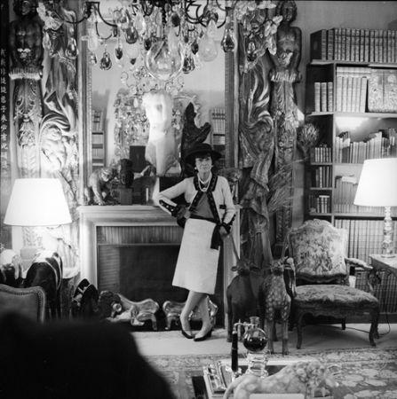 香奈兒女士在巴黎康朋街寓所