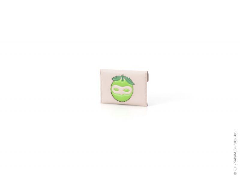 格利特限量系列蘋果圖案卡夾-正面 NT$15,900