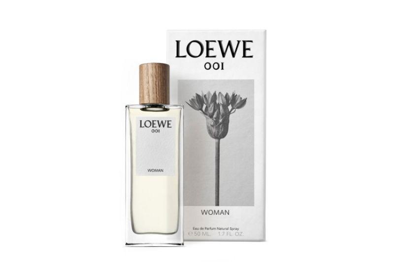 LOEWE 001 WOMAN 女香,50ML,NT$2,890