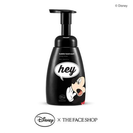 THE FACE SHOP DISNEY款洗手泡泡慕絲,NT350