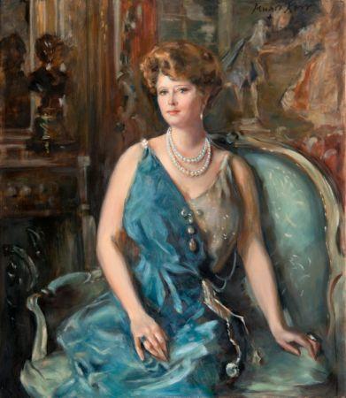 普朗特的妻子Mae