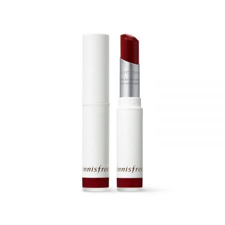 innisfree 超服貼水漾唇膏 No.8 月光下的紅棕木 3.5g NT$470