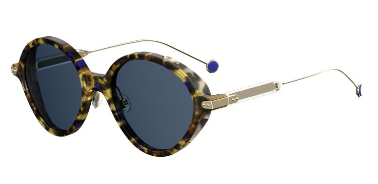 DiorUmbrage藍色鏡面太陽眼鏡 NT$21,800