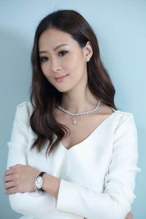 孫芸芸演繹Tiffany Legendary Style傳奇風格