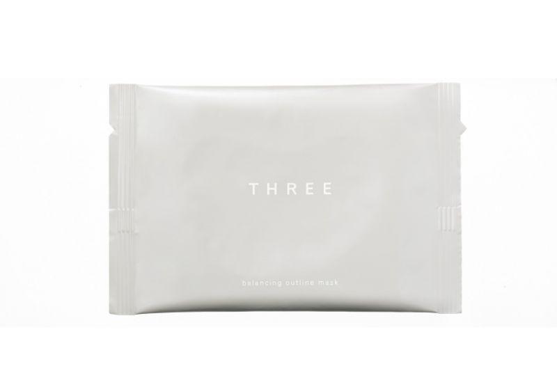 THREE平衡緊緻面膜 2枚x10包 NT$2200