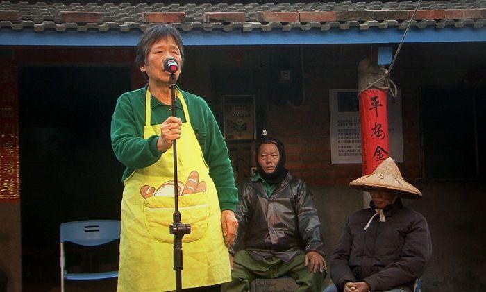 每次,我想到台西村村民未來的命運,我就會想到那群消失的海鳥。劇照/《南風起》,王嘉偉。