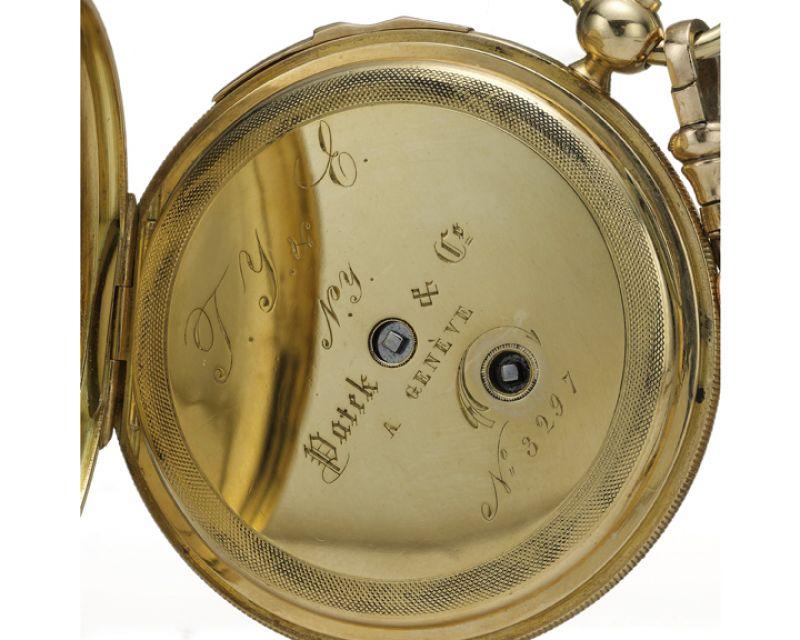 1854年,Tiffany & Co. 與 Patek Philippe 簽署合作協議,使Tiffany & Co.成為美國首家展售Patek Philippe腕錶的零售商