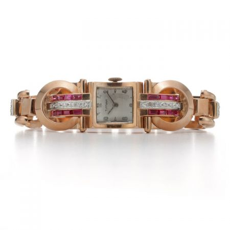 Tiffany Cocktail 腕錶(1938-1945)