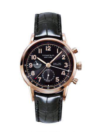 藍正龍配戴錶款 - CT60雙時區腕錶亞洲限量款,台幣約61萬