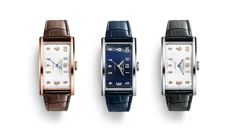Tiffany East West 新款自動上鍊機芯腕錶