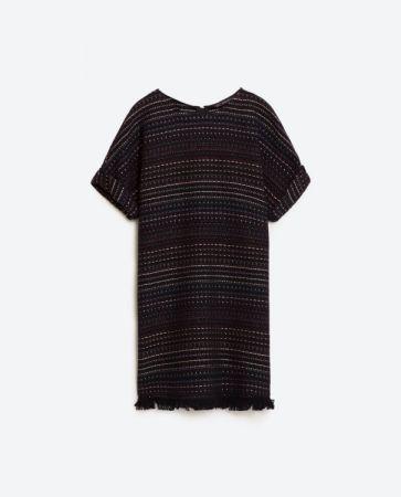 針織長洋裝 NT1490