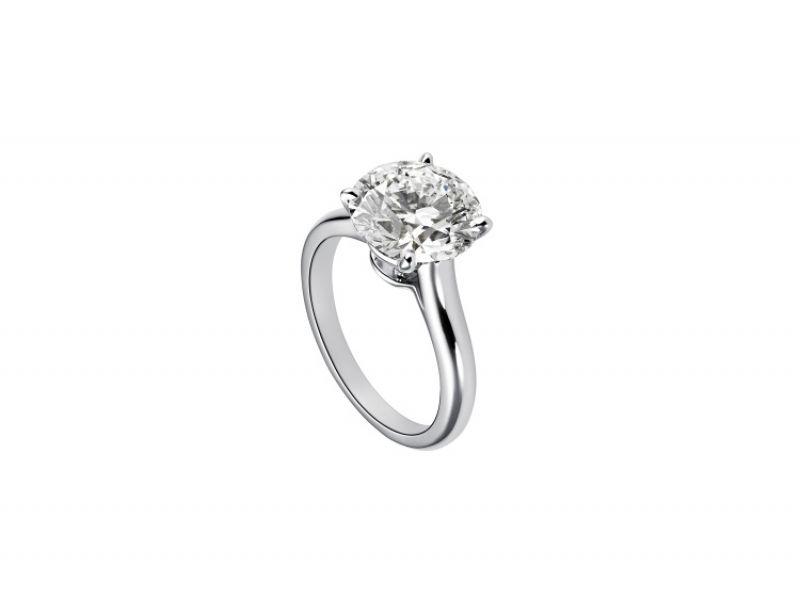 卡地亞Solitaire 1895系列鑽石戒指