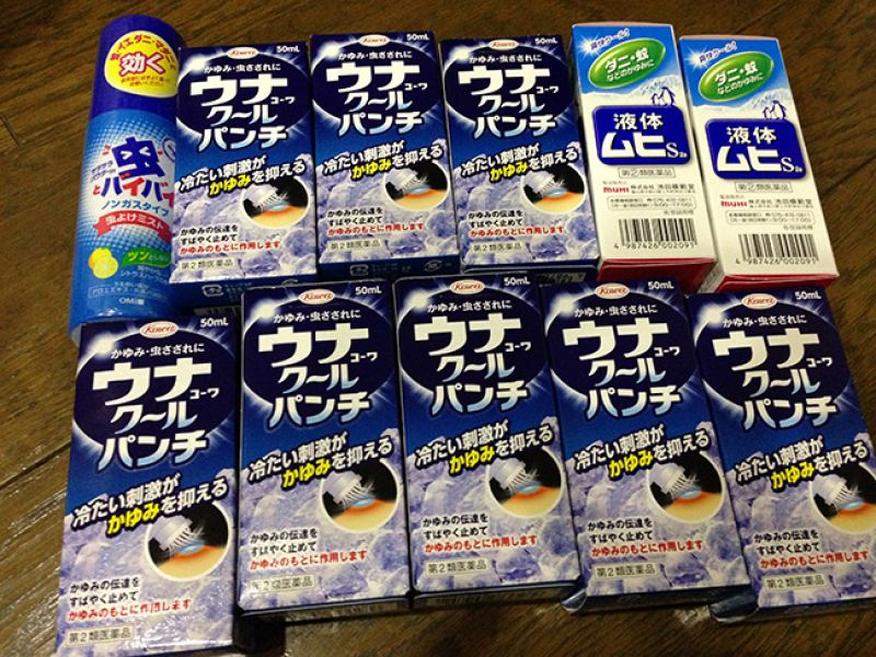 TOP2KOWA的蚊蟲止癢消腫液和模範堂S止癢液這兩款都是台灣夏天大受歡迎的家庭必備日本聖藥,尤其是家中有小孩的更是需要,年齡層六個月以上就可以使用。