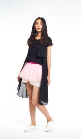 澎澎裙絕對是2016時尚舞台的主角,而甜美可愛的粉紅澎裙可以怎麼變化,穿出妳的時尚態度?