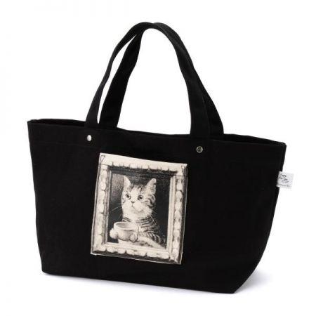 慵懶貓咪托特包,1380元